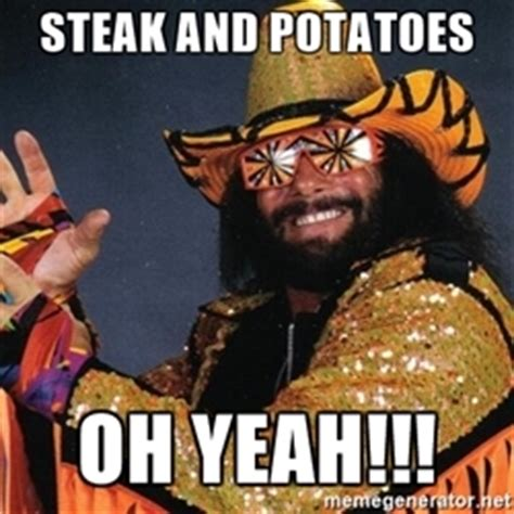 Randy Savage Meme - macho man randy savage meme