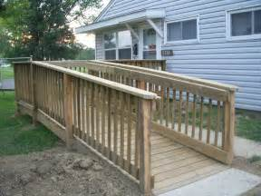 Ramp wheelchair ramps engineers for community service