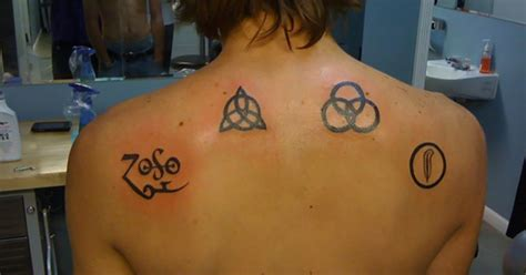 good tattoo interview questions led zeppelin your rock tattoos the good the bad and
