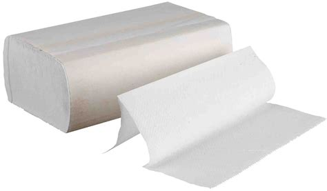 Paper Towel Folding - non food goods ruffino meats
