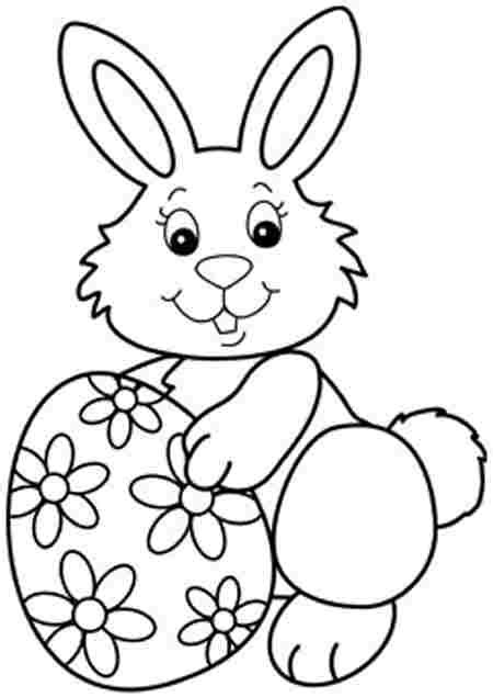 coloring pages easter bunny eggs bunny pictures to color printable easter eggs coloring