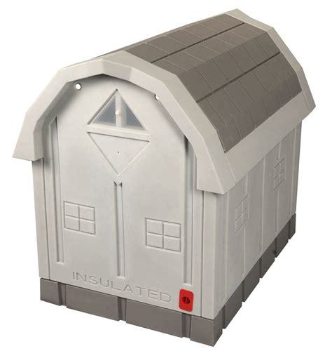 asl dog house dog palace insulated dog house the green head