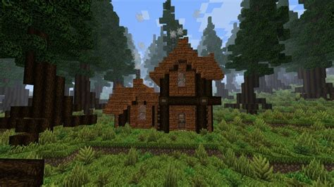 Minecraft Cabin In The Woods cabin in the woods minecraft project