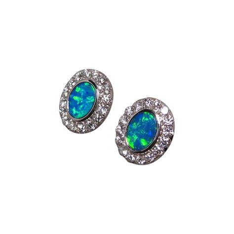 turquoise opal earrings 100 turquoise opal earrings ethiopian opal earrings
