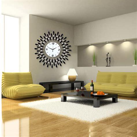luxury large living room wall clock fashion e quartz living room luminousness large luxury iron diamond living room wall
