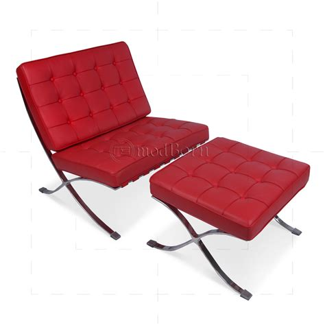 Barcelona Chair Style ludwig mies ven der rohe barcelona style chair leather