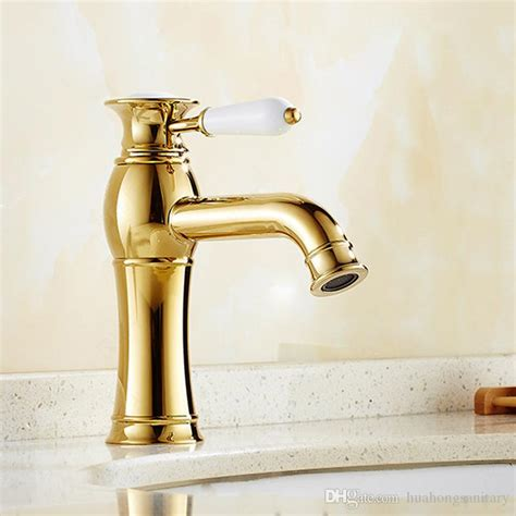 cheap kitchen sink faucets cheap wholesale deck mount kitchen sink faucets with one handle one golden kitchen