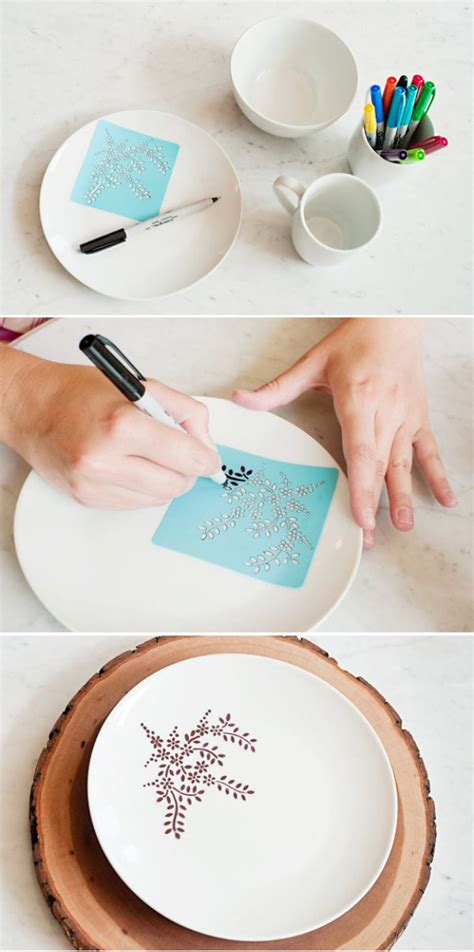 cool diy craft projects 33 cool sharpie crafts and diy project ideas