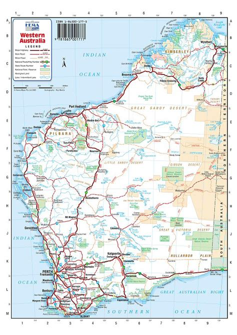 Detailed Search Detailed Map Western Australia Images