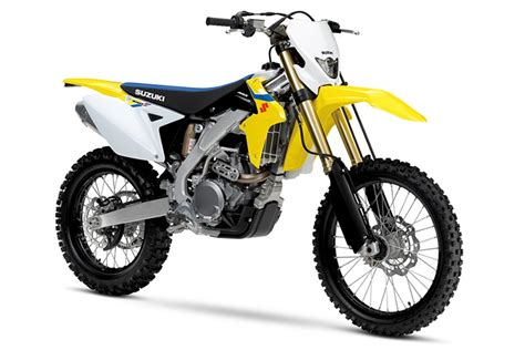 Suzuki Motocross 2018 Rmx450z Suzuki Powerful Dirt Bike Review Bikes Catalog
