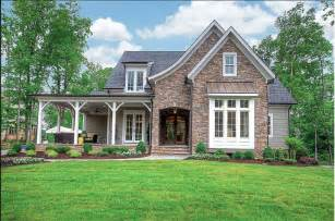 southern living houses southern living custom builder home hallsley richmond