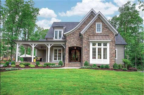 southern living home builders southern living custom builder home hallsley richmond