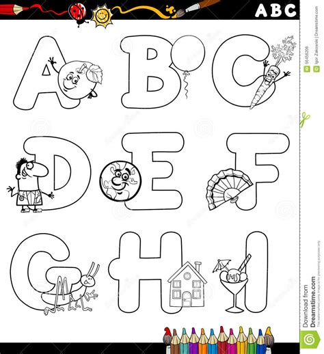Coloring Book Children L L L L L L L L L L L
