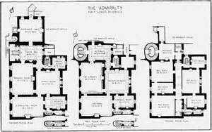 French Manor House Plans 18th Century Style House Plans