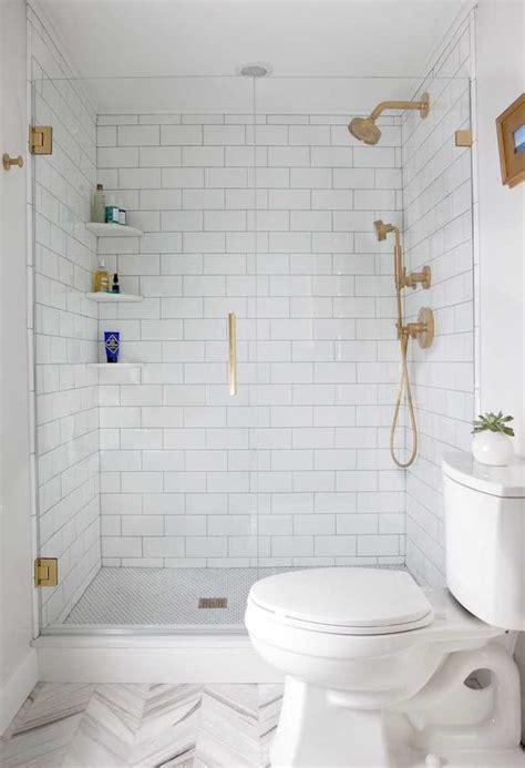 Walk In Shower Ideas For Small Bathrooms by 12 Inspiring Walk In Showers For Small Bathrooms Hunker