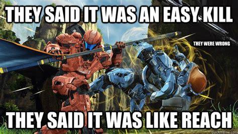 Halo Reach Memes - halo reach memes quotes