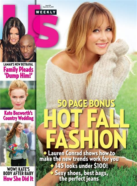Us Weekly Goes Bald On This Weeks Cover by Khloe Filing For Divorce From Lamar Odom After