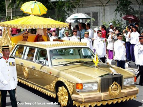 roll royce brunei find out which are the top ten most luxurious limos of all