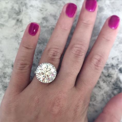135 best halo engagement rings images on halo