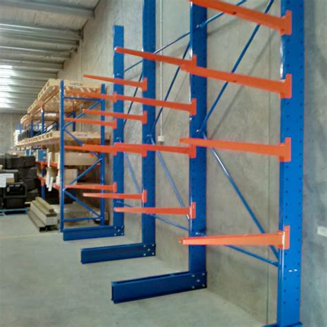 Cantilever Pipe Rack by Medium Weight Cantilever Racking Conduit Pipe Rack