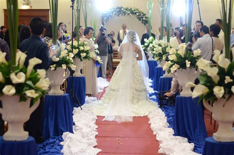 filipino wedding traditions philippine traditions weddings