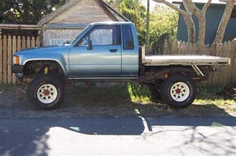 1984 Toyota 4x4 For Sale 1984 Used Toyota Hilux Road 4x4 Car Sales Ballina Nsw