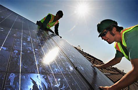 saving  working class  green collar jobs time