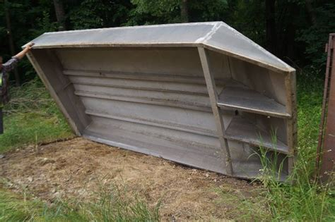 flat bottom k boats for sale homemade flat bottom boat lakes area farm sale k bid