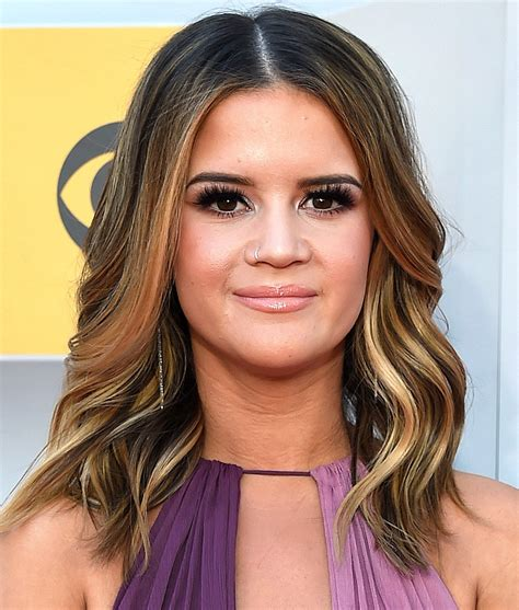 country singer cut hair short maren morris hair style pinterest country