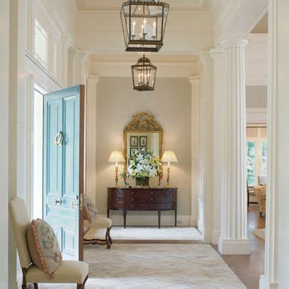 Traditional Foyer Decorating Ideas Traditional Home Columns Design Ideas Pictures Remodel