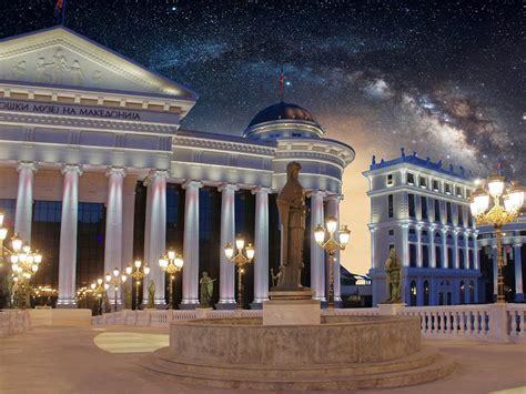 archaeological museum  macedonia  skopje desktop hd