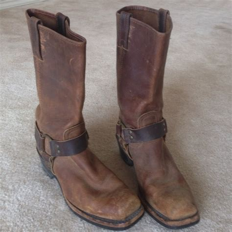 50 boots biltrite leather s square toed