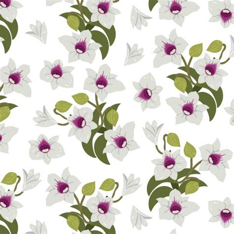 multicolor pattern leaves multicolor leaves pattern background vector free download