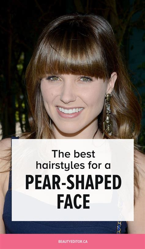 best hairstyles for pear shaped faces best 25 pear shaped face ideas on pinterest tiffani