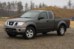 Nissan Fronter Review 2009 Nissan Frontier Photo Gallery Autoblog