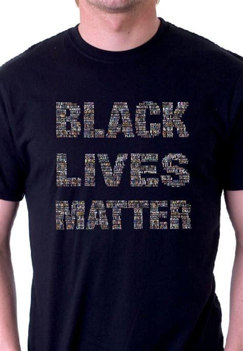 Black Lives Matter Black T Shirt black lives matter t shirt