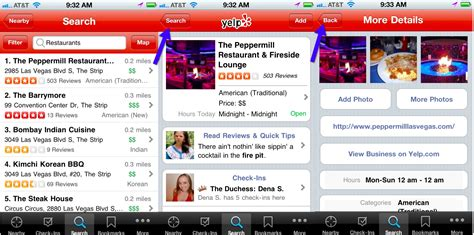 Search For On Yelp Why Siri Yelp Useless Maps On The Iphone 4s