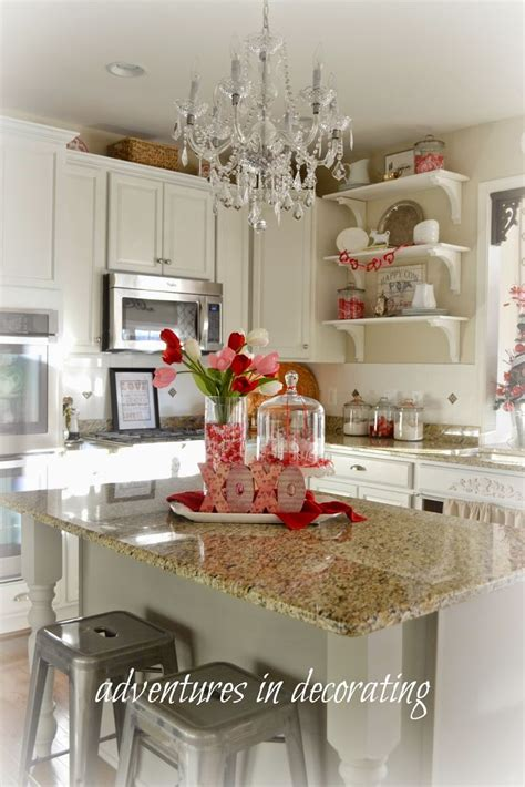 romantic kitchen decorating ideas wall art home interior decor diy valentine decorations that will make your home