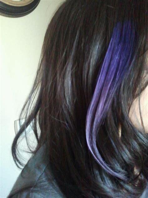 chalk paint your hair hair chalking on hair hair stuff