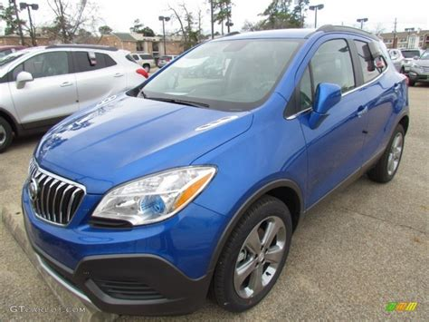 2013 buick encore pictures brilliant blue metallic 2013 buick encore standard encore