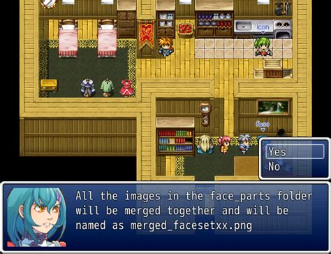 icon and utility rpgmaker net