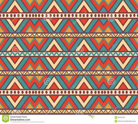 Pattern Aztec seamless colorful aztec pattern bright colors 36410125 jpg