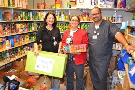 St Anthony S Food Pantry by St Anthony Staff Donate To St Clare Clinic S Food Pantry