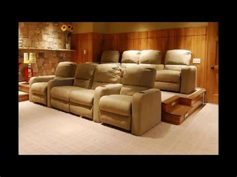 home theater sofa bed ideas youtube