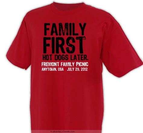 design t shirt family gathering family first dogs later shirt family reunion design