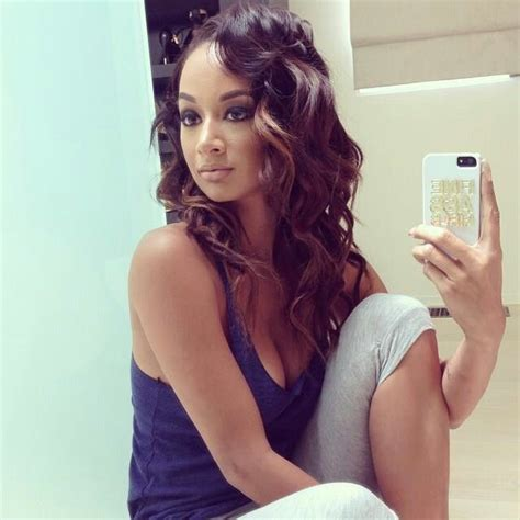 draya michele real hair length get into draya michele s colorful and versatile hairstyles