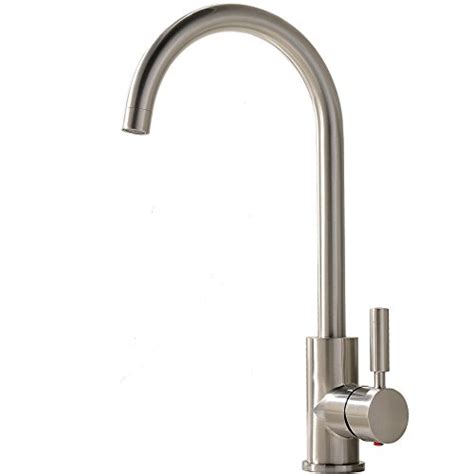 best single handle kitchen faucet comllen best commercial brushed nickel stainless steel