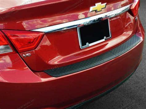 impala cover 2014 2016 chevrolet impala rear bumper cover protector