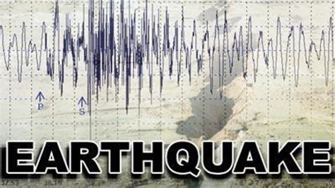 earthquake journal big bear earthquake shakes coachella valley no damage