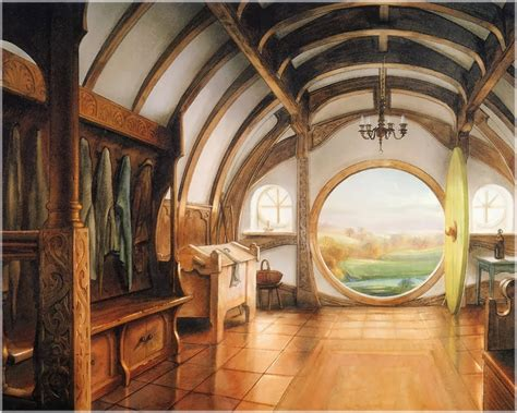 hobbit home interior hobbit houses inspired home decorating ideas